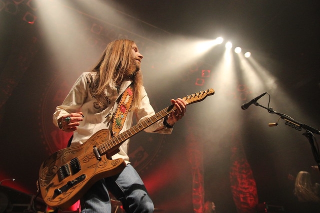 Blackberry Smoke & Delta Saints @ The NorVa