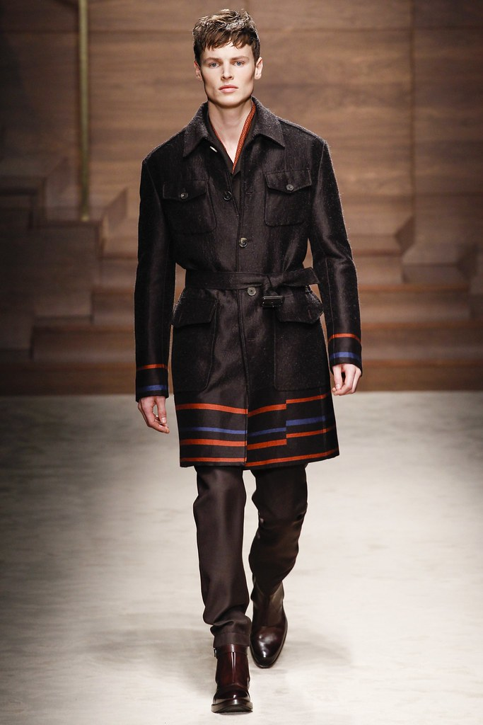 FW14 Milan Salvatore Ferragamo007_Chris Poulter(VOGUE)