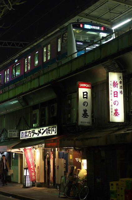 Tokyo Train Story 京浜東北線 2014年2月1日