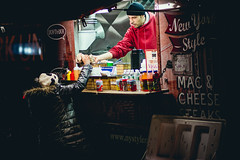 The Streets Of New York: Late Night Snack