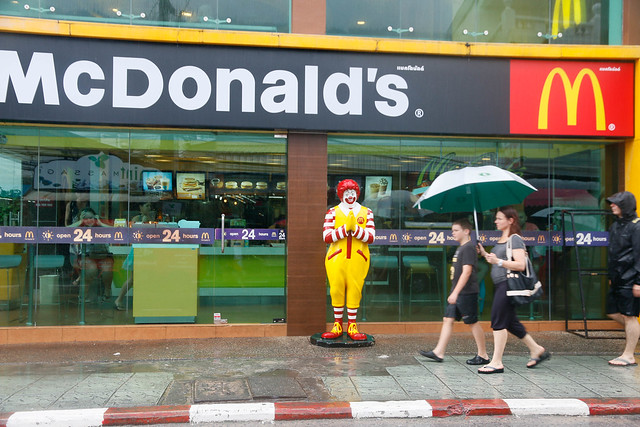 McDonald's @ Phuket