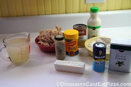 Chicken Dumpling Casserole (1)