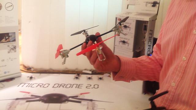 Microdrone 2.0