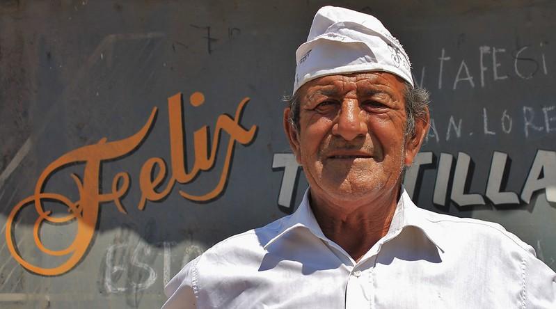Felix, of Felix Tortillas fame, Fiambala
