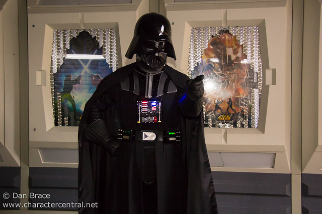 Meeting Darth Vader
