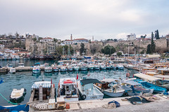 Around the old town, Antalya