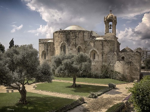 St John's Church, Byblos (Lebanon)
