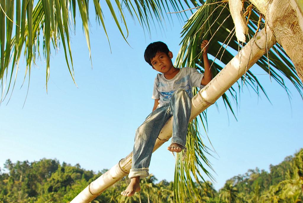 Port Barton, San Vicente, Palawan, Filipino, Boy, Local