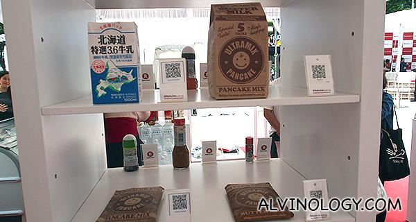Japanese tidbits and food stuff