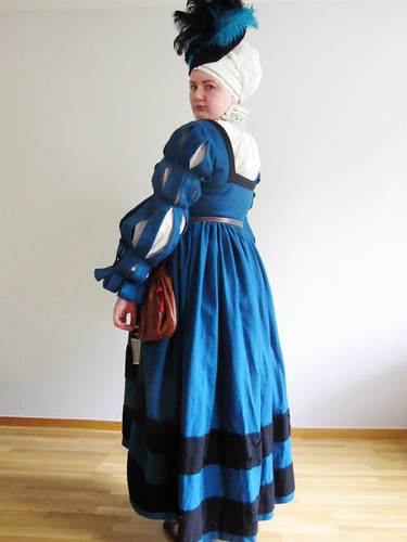 16th century German dress - 133