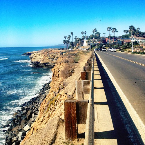 Sunset Cliffs Blvd.