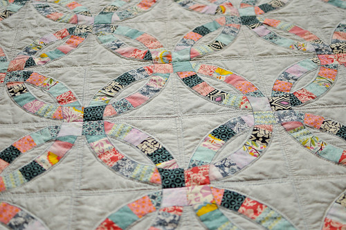 Double Wedding Ring Quilt Make Something