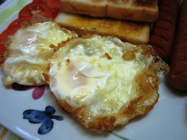 Fried eggs 5