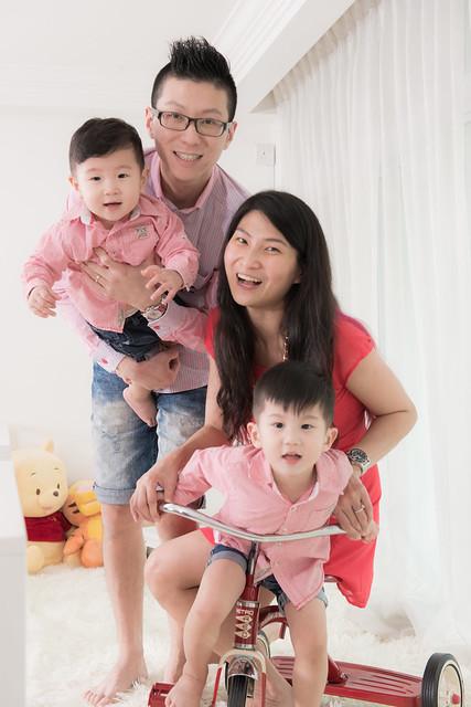 Choo Family Shot