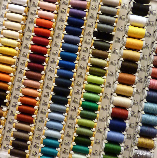 Coloured Thread, Panasonic DMC-TZ6