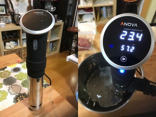 低温調理器 Anova Precision Cooker