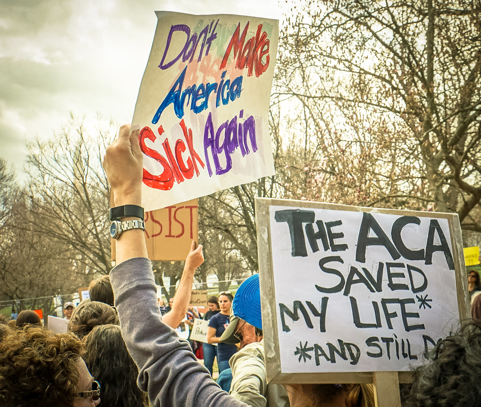 2017.02.25 Rally in Support of Affordable Care Act #ACA Washington, DC USA 01248