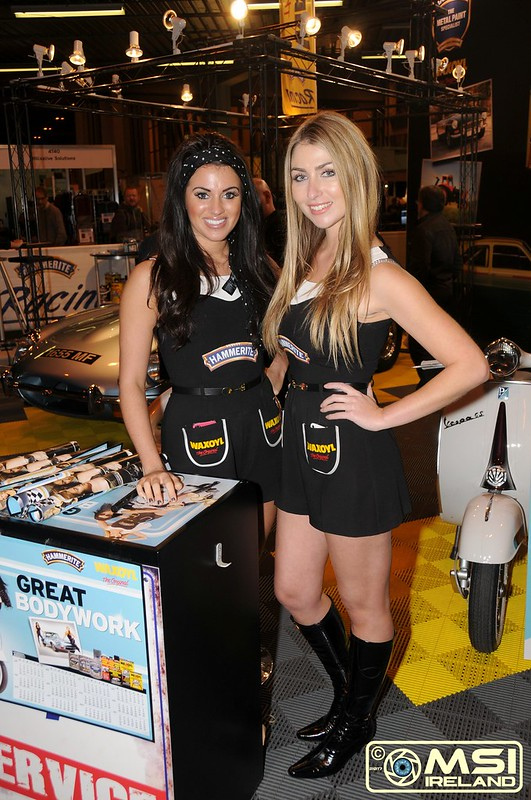 Hammerite promo girls. DSC_2535 -