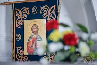 Литургия в Хутынском монастыре 220