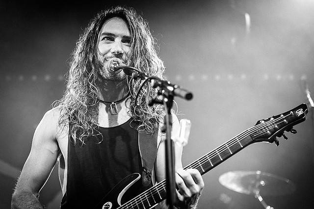 Pain Of Salvation live in Cologne