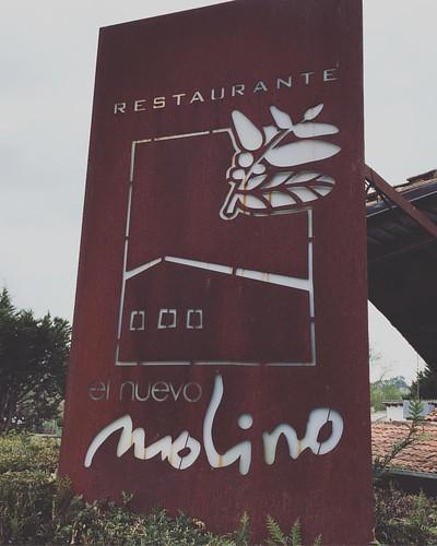 También nos gusta conocer las estrellas cantabras!! #estrellamichelin #restaurant #elmolino #michelin #igerscantabria #Cantabria #cantabriainfinita #elnuevomolino #instafood #lovefood