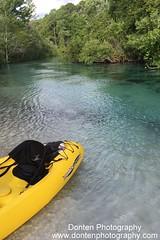 Kayaking the Weeki Wachee River