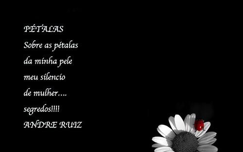 PETALAS by RUIZ POETA