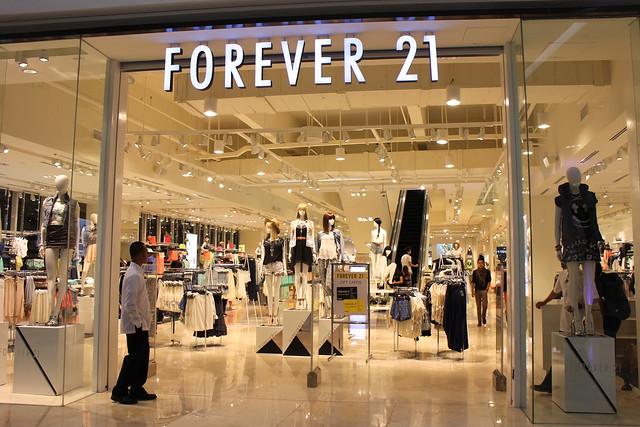 Forever 21 at SM Aura