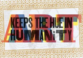 Hue in Humanity