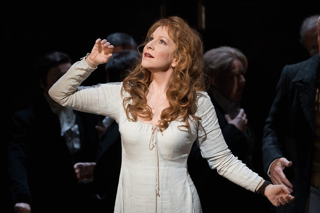 Joyce DiDonato as Elena in La donna del Lago © ROH/Bill Cooper