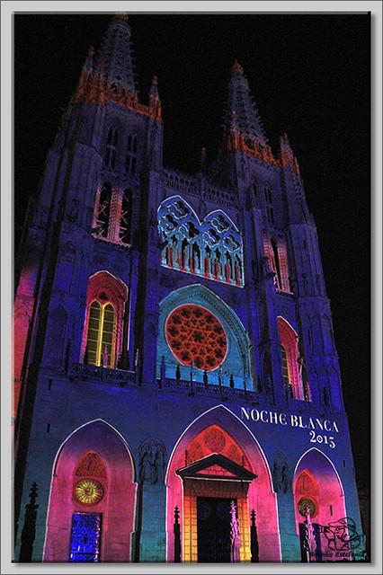 1 Noche Blanca en Burgos 2.013