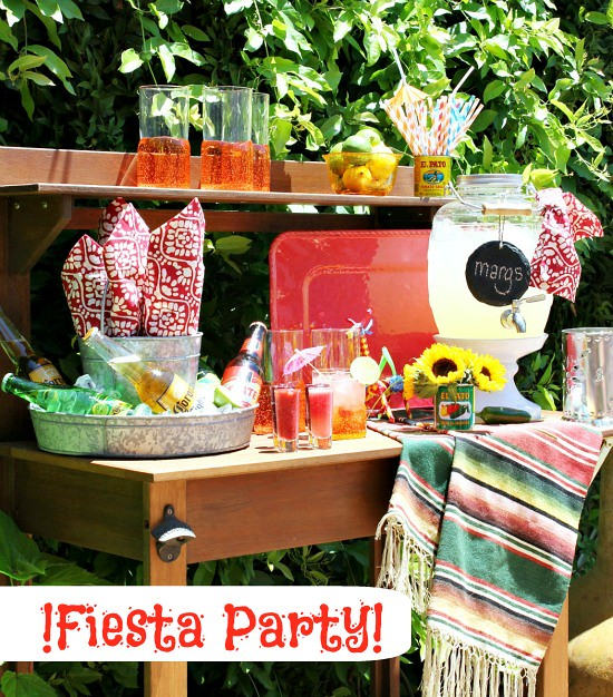 Hi Sugarplum | Fiesta Party