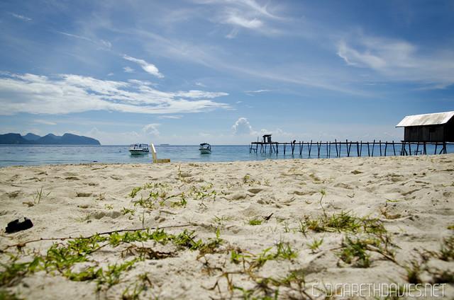 Pom Pom Island - Sabah, Malaysia