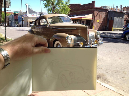 studebaker in progress