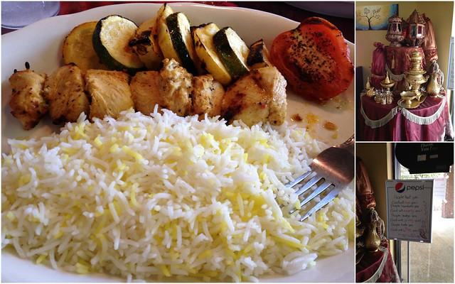 Shiraz International Grill, Tuscaloosa AL