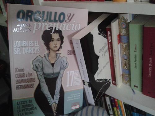 España/Spain: Aurora - Madrid by Sitio de Jane Austen