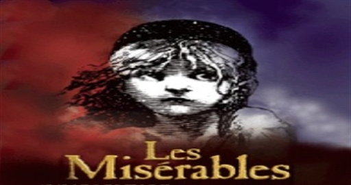 Shenandoah Summer Music Theatre Les Miserables      June 12 - 23