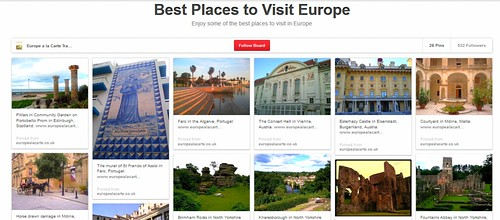 Greatest Places to Visit in Europe