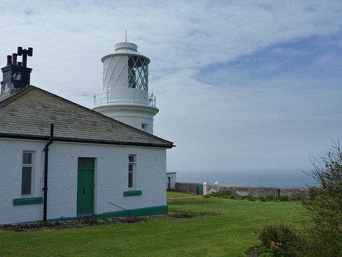 St. Bees lighthouse