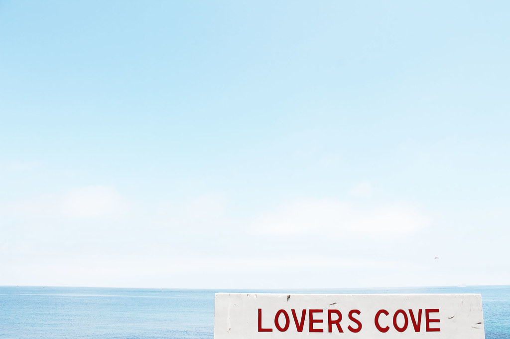 lovers cove