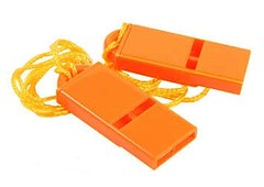 rothco safety whistle