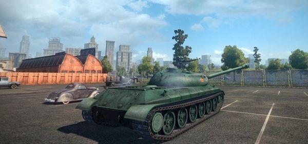 Обновление World of Tanks 0.8.7