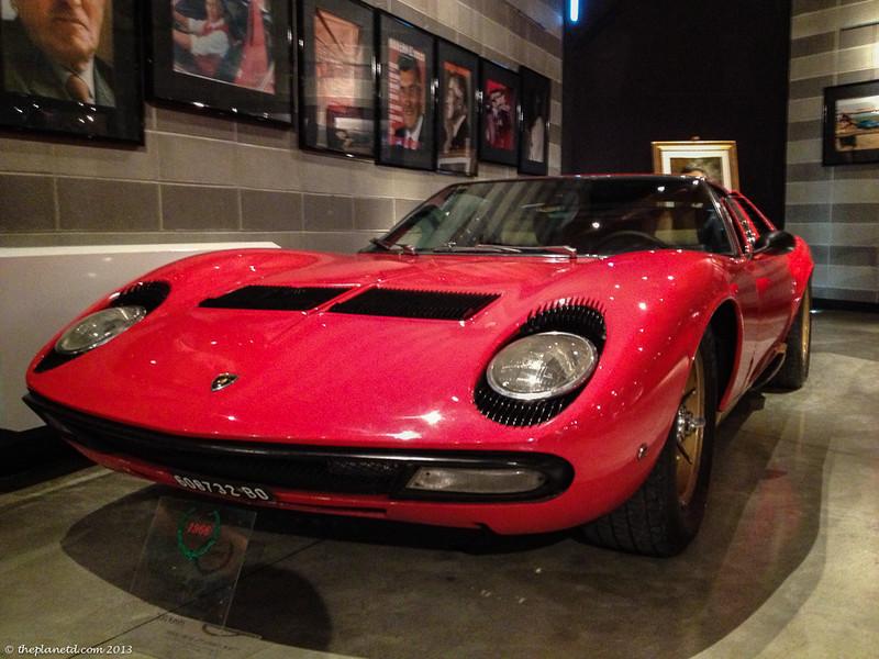 Ferruccio Lamborghini signature