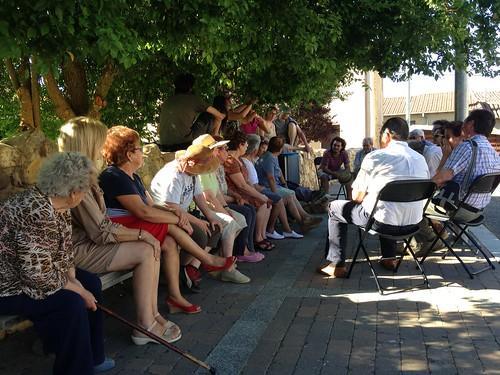"""Filandón: """"Habitar"""" en el taller Cazadores de luz _ Fundación Cerezales"""