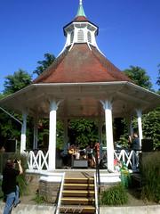 Chapelfield Gardens Music Festival 2013