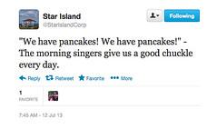 We Have Pancakes!