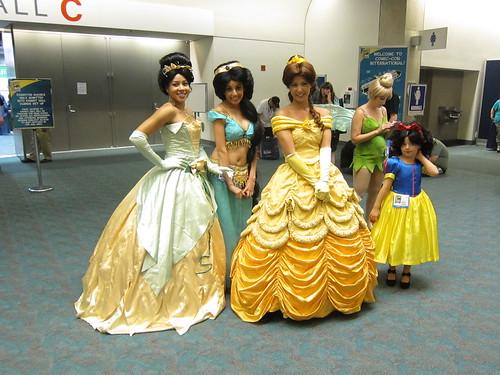 SDCC 2013 Costumes