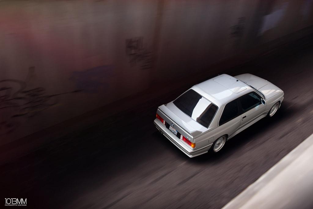 Eddie's BMW E36 M3