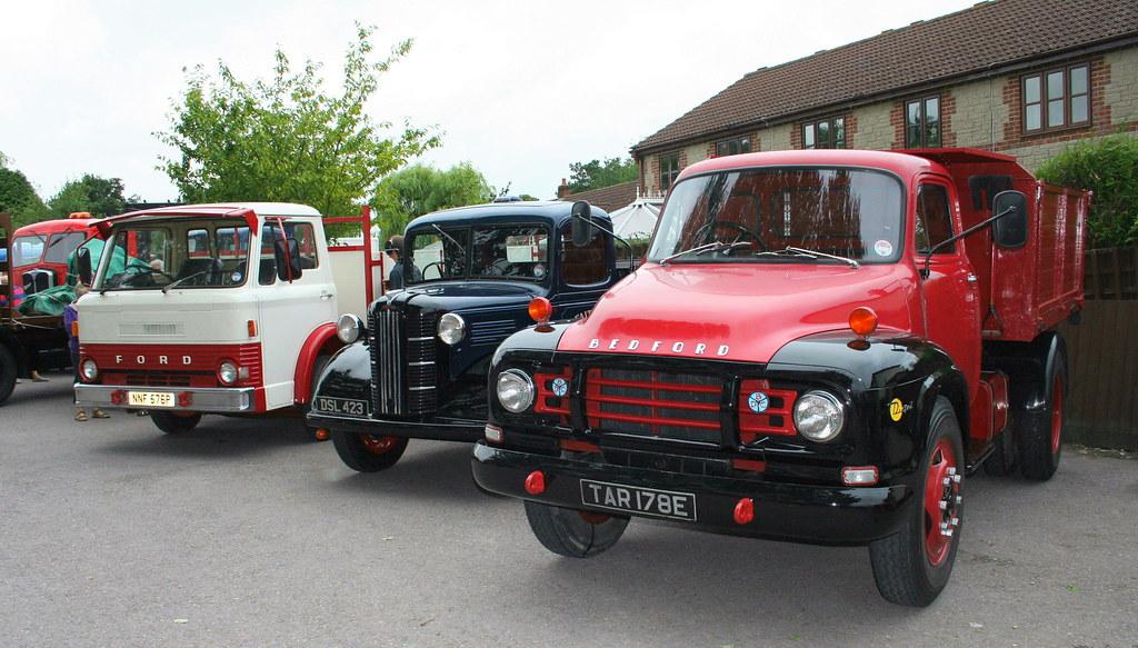 Longbridge Deverill Car Show