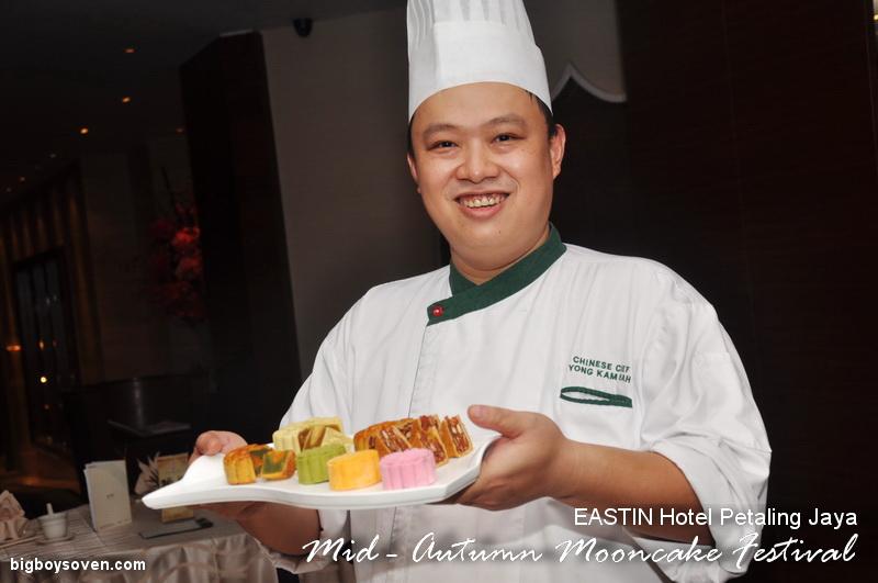 Eastin Hotel Mooncake Festival 3
